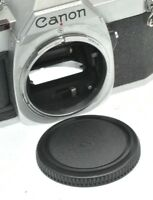 NEW Body Cap For Canon FD Mount *UK Seller* SLR Film Camera AE1, AE1p F1 etc