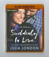 Suddenly in Love: by Julia London: MP3CD Audiobook