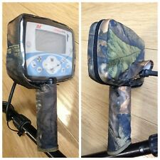 """Set of 2 cases  rain- and dirtproof  for MD Minelab X-terra 305/505/705 """"Forest"""""""