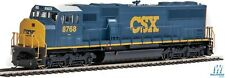 HO - WALTHERS Mainline 910-9717 CSX SD60M Loco # 8768 DCC Ready