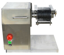 110V Meat Cutting Machine with One Blade You request 2.5-25mm Available