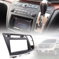 Car Stereo Radio Facia Dash Kit Panel Fascia Plate For Nissan Elgrand E51 02-10