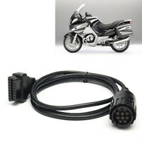 Universal Auto Diagnosegeräte Adapter Kabel OBD2 Für BMW 10Pin ICOM-D Motorräder