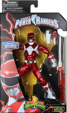 Power Rangers Legacy ~ METALLIC RED RANGER ACTION FIGURE ~ Bandai
