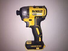 "New Dewalt DCF787 20V Cordless Li-Ion 1/4 "" Brushless Impact Driver DCF787B"