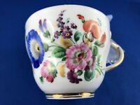 #1 MEISSEN Blumen um 1815-1860, TASSE 8,5 CM