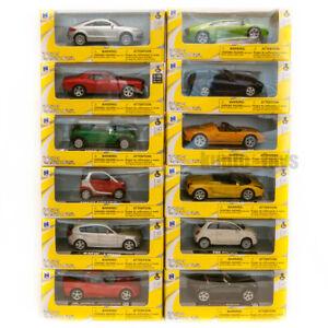 New Ray 1/43 diecast toy cars, BMW Audi Fiat Smart Lamborghini CHOOSE YOUR CAR