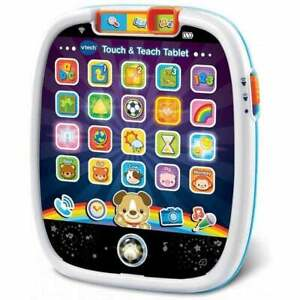 vTech Pre-School Touch and Teach Tablet - Learn to Write with Fun Activities
