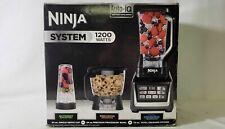 NINJA BL910 1200 WATT AUTO I.Q  BLENDER AND FOOD PROCESSOR SYSTEM (EBT1)