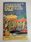 VTG 1966 Columbia Record Club's Gigantic Carnival Sale Catalog Ad LP Record