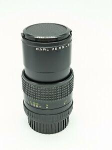 Carl Zeiss Jena Prakticar 3.5/135 135mm f/3.5 Lens Fits Praktica PB