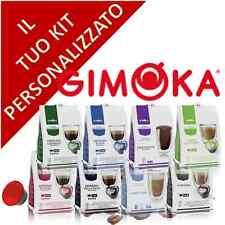 160 Cialde Capsule Caffe Gimoka Nescafè Compatible Dolce Gusto a Scelta Intenso
