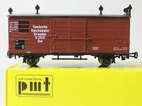 Gedeckter Güterwagen der DRG,Epoche II,HOe,1:87,PMT Technomodell,5-4210,NEUWARE