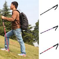 Collapsible Walking Trekking Balance Lightweight Outdoor Aluminum Alloy