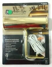 """GE Picture Photo Light Incandescent Light Kit 7"""" Length Art Gallery Electric"""