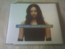 HINDA HICKS - I WANNA BE YOUR LADY - 3 MIX CD SINGLE
