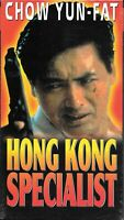 Hong Kong Specialist aka Blood Money (VHS) Chow Yun-Fat - NEW & SEALED!