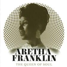 ARETHA FRANKLIN - THE QUEEN OF SOUL  2 CD NEUF