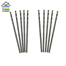 10 Pcs/Lot CNC PCB Drilling 1mm Micro Twist Drill Bits For Electrical Dremel