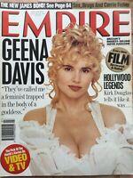 Empire Magazine #61 - July 1994 - Intersection, Kirk Douglas, Geena Davis