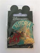 DLRP- DLP DISNEY STITCH INVASION SERIES AUTOPIA WITH GOOFY LE 1200 PARIS PIN