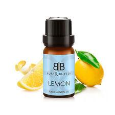 Huile essentielle de Citron 100% Pur Naturel 10ml, 30ml, 50ml, 100ml