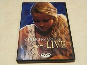 Ashleigh Mannix Live DVD
