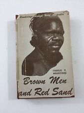 Brown Men and Red Sand - Charles Mountford (Hardcover, Dust Jacket, 1952)