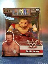 Jada Toys Metals Die Cast M206 WWE Sami Zayn Figure 2017