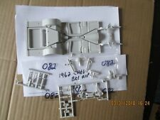 AMT Frame & Other Parts (Parts only) 1/25 scale from 1962 Bel Air  Package #082