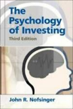 NEW - Psychology of Investing (3rd Edition) by Nofsinger, John R.