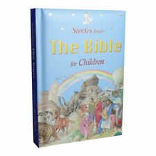 Beautifully Illustrated Stories From The Bible for Children Padded -a5 188 Pages