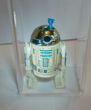 R2-D2 (sensorscope) #3 - 1980 Vintage original Star Wars action figure - NICE!