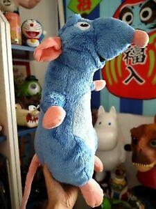 Disney Ratatouille Remy Rat Soft Plush Toy Stuffed Animal kids Toy 30cm