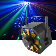 Chauvet Swarm Wash FX 4-in - 1 LED LUCE DJ EFFETTO LASER derby & strobo * B * STOCK