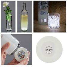 LED Lichtsticker ca Ø6cm mit Leds für Flaschenbeleuchtung Flaschenlicht Batterie