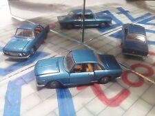 Mebetoys Lancia FULVIA codice A11 azzurro metallizzato - Scala 1/43 Rara