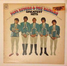 Paul Revere & The Raiders Greatest Hits Vinyl LP