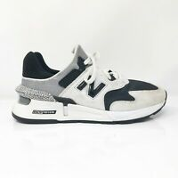 New Balance Womens 997 WS997JCF White Black Running Shoes Lace Up Size 8.5 B