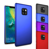 For Huawei Mate 20 Pro Case - Slim Shell Hard Case Thin Hybrid Cover & Screen