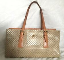 BONIA Leather Trim Tote/Shoulder Bag / Handbag