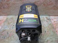 FADAL 4020 CNC RELIANCE BALDOR H2 VECTOR SPINDLE DRIVE VS1GV215-1B VE2006A10 240