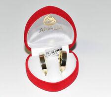 585 Gold - Gelbgold - Klassische Hochzeitsringe - Trauringe - Paarpreis - B: 4mm
