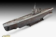 Sottomarino tedesco tipo IX C - 1:72 - REVELL 05114