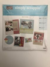NEW Stampin' Up! Best Ever Simply Scrappin' Kit