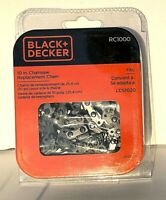 "Black & Decker RC1000 Cordless Saw Replacement Chain 10"" for #LCS1020"