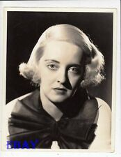 Bette Davis 1935 VINTAGE Photo