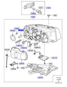 LAND ROVER GENUINE PART-BULB -Discovery Sport (B5),Freelander 2 (C2)-LR000702
