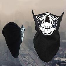 New Skull Neoprene Winter Warm Neck Face Mask Veil Sport Motorcycle Bike Bicycle