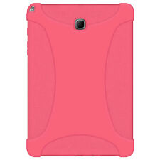 For Samsung Galaxy Tab A 8.0 Silicone Skin Fit Jelly Case Cover - Baby Pink